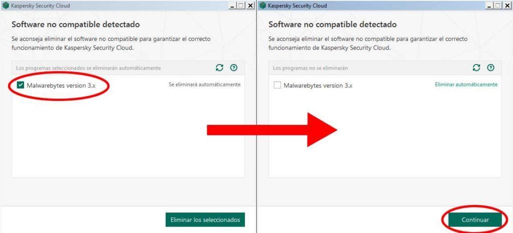 Kaspersky antivirus gratuito instalacion